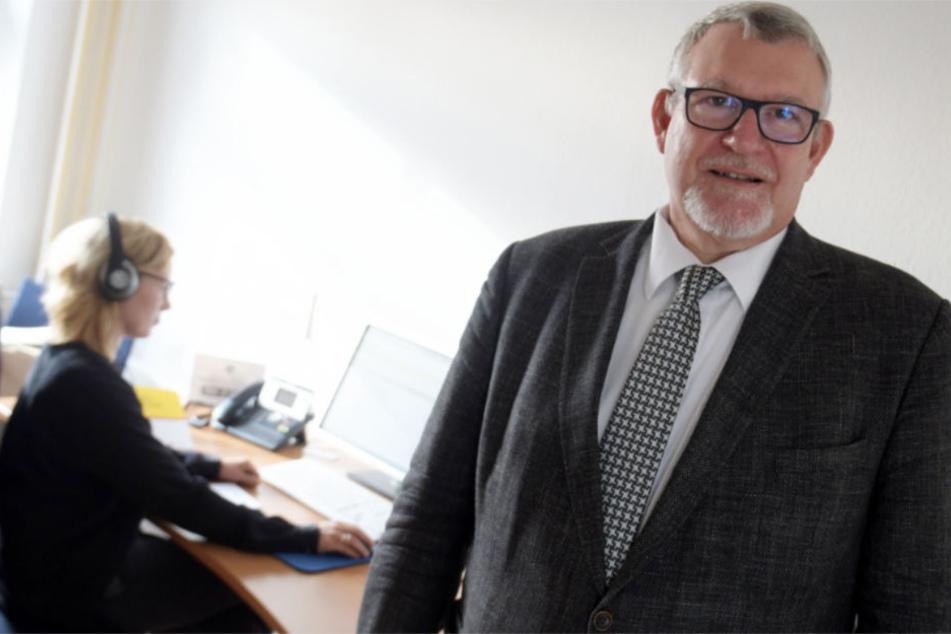 Prof. Jörg Fegert ist Ärtzlicher Direktor der Klinik für Kinder- und Jugendpsychiatrie/Psychotherapie am Universitätsklinikum in Ulm.