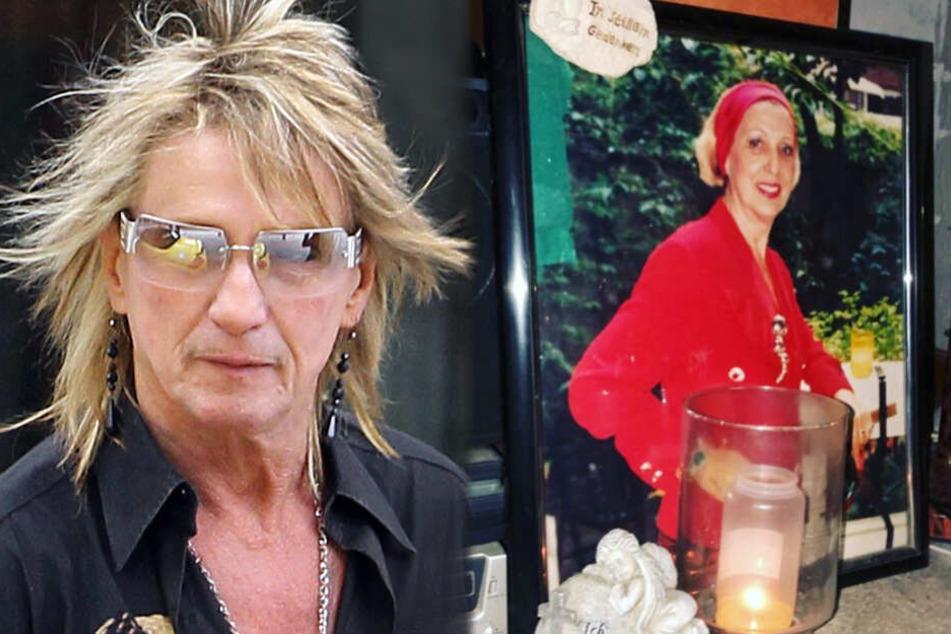 Bert Wollersheim (68) sieht genauso aus wie seine Mutter.