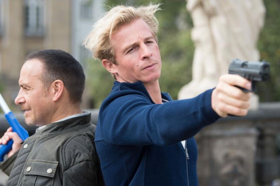 Nach rund vier Jahre zieht Daniel Roesner weiter und verlässt Alarm für Cobra 11.