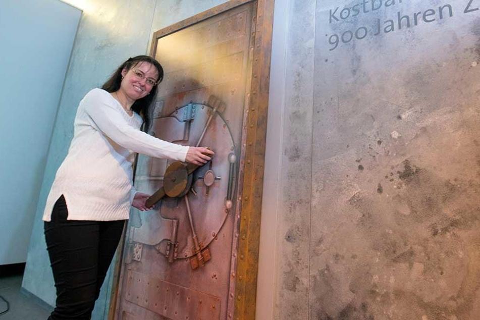 Hinter dieser Tür liegen Schätze aus 900 Jahren
