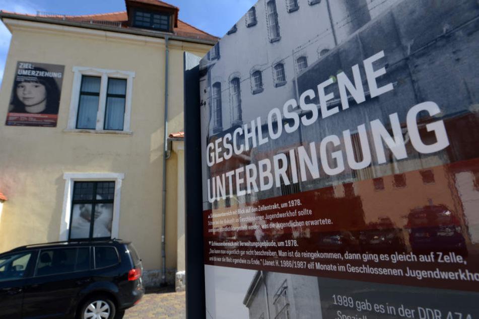 Schreckliche Zeit für Kinder der DDR: Horror-Erinnerungen an Jugendwerkhof Torgau