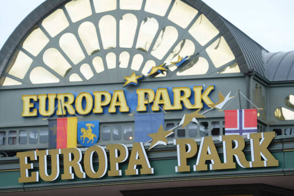 Viele Autofahrer wollen auch in den Europapark.