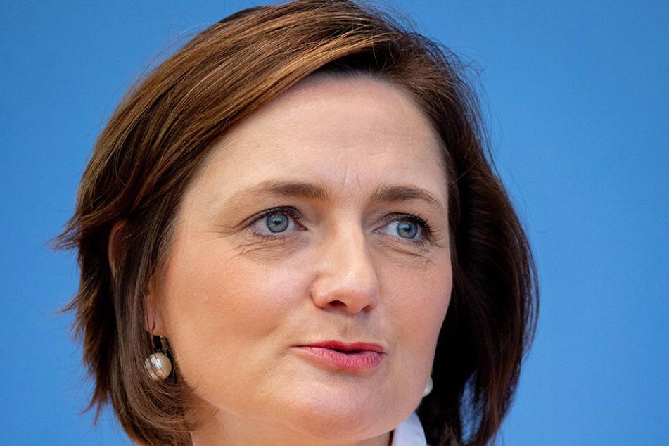 Simone Lange (42), Oberbürgermeisterin der Stadt Flensburg, will gemeinsam mit Alexander Ahrens die Bundes-SPD führen.