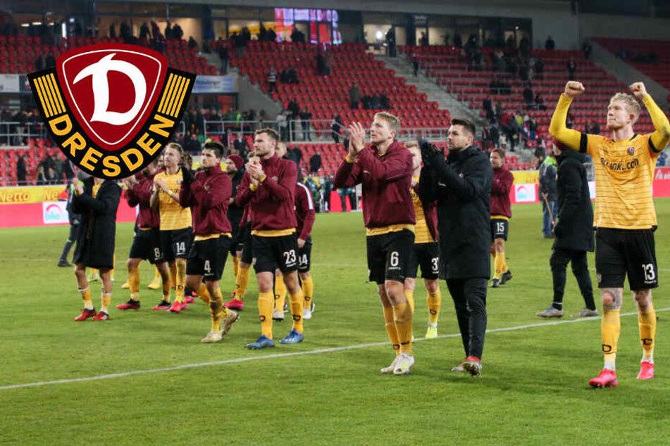 Dynamo feiert ersten Auswärtssieg seit 333 Tagen, ganz Dresden atmet durch!