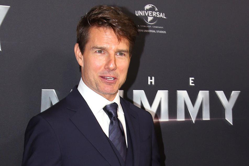 Tom Cruise hält der Sekte bis heute die Treue.