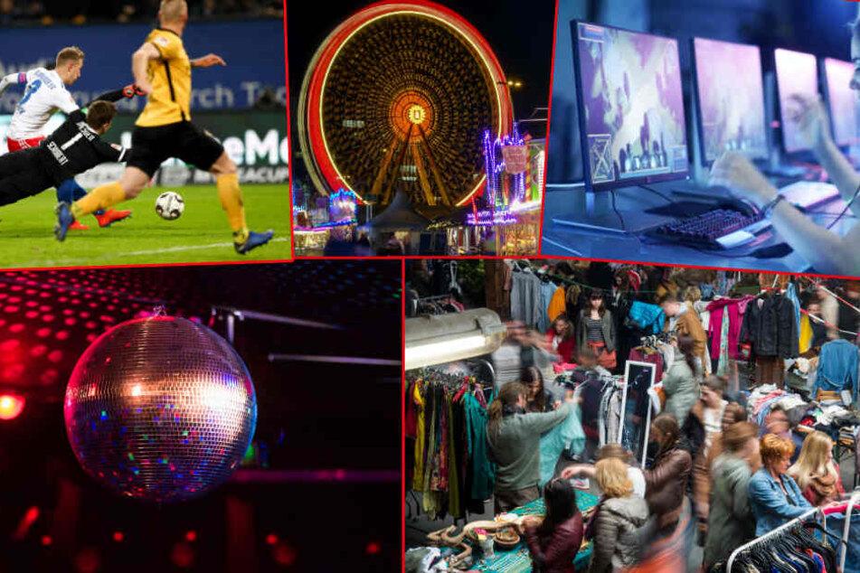 HSV, Gamevention und vieles mehr! Das ist Samstag in Hamburg los