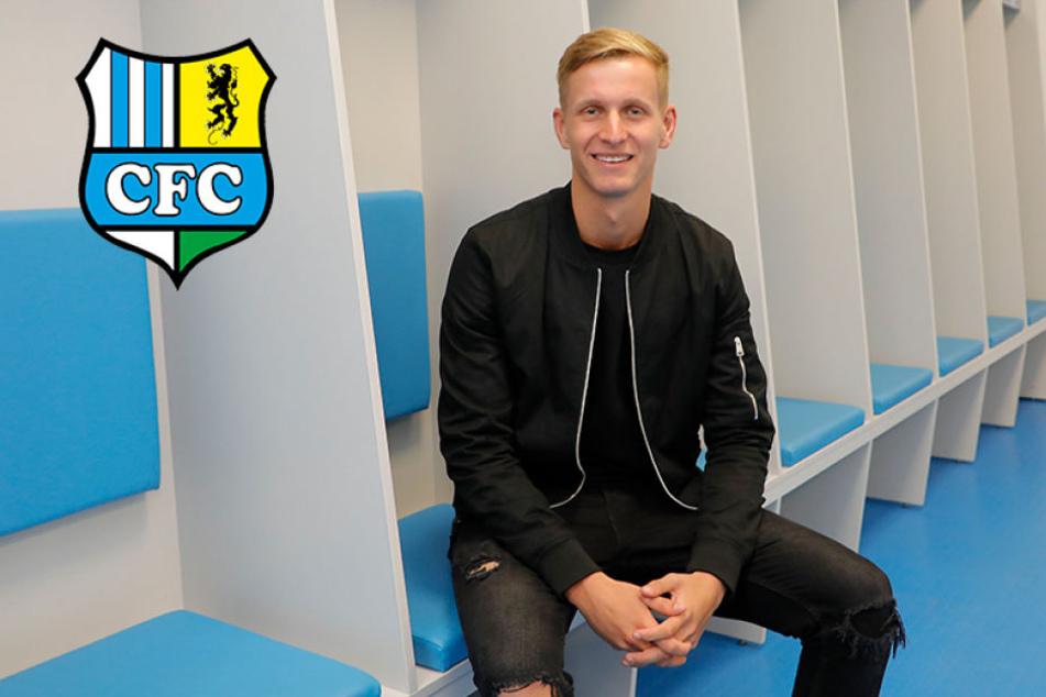 CFC verpflichtet Ex-RB-Leipzig-Torhüter Sowade!