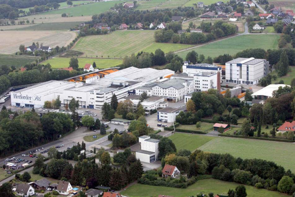 Die Herforder Brauerei wurde 2007 von der Warsteiner Gruppe übernommen.