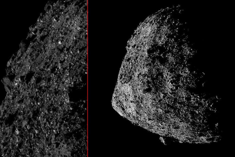 500 Meter breit: Das ist Asteroid Bennu!