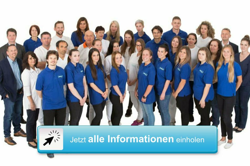 Das Team der Donau Dental Klinik.