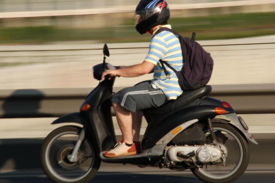 Auf seiner Flucht vor der Polizei nahm der 16-Jährige keine Rücksicht (Symbolbild).