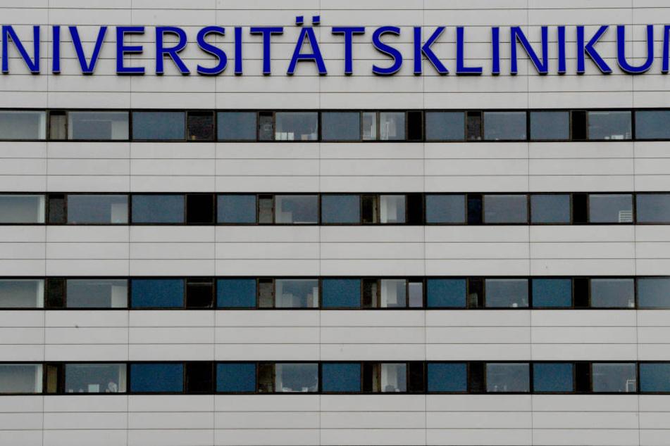 Die Uniklinik Frankfurt wies die Vorwürfe zurück. (Symbolbild)