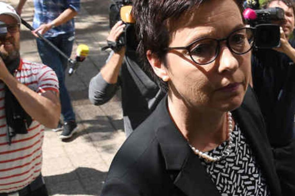 Jutta Cordt (54) ist noch Chefin beim Bundesamt für Migration und Flüchtlinge (BAMF).