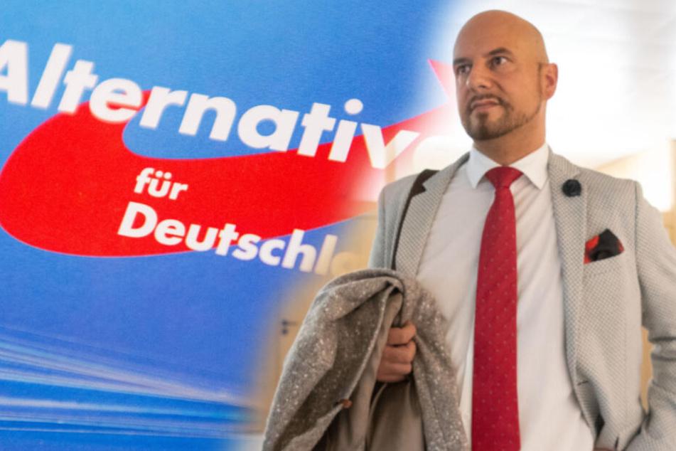 """""""Deutschenhass"""", """"Manipulation"""": AfD-Politiker Räpple will """"GEZ-Monstrum"""" besiegen"""