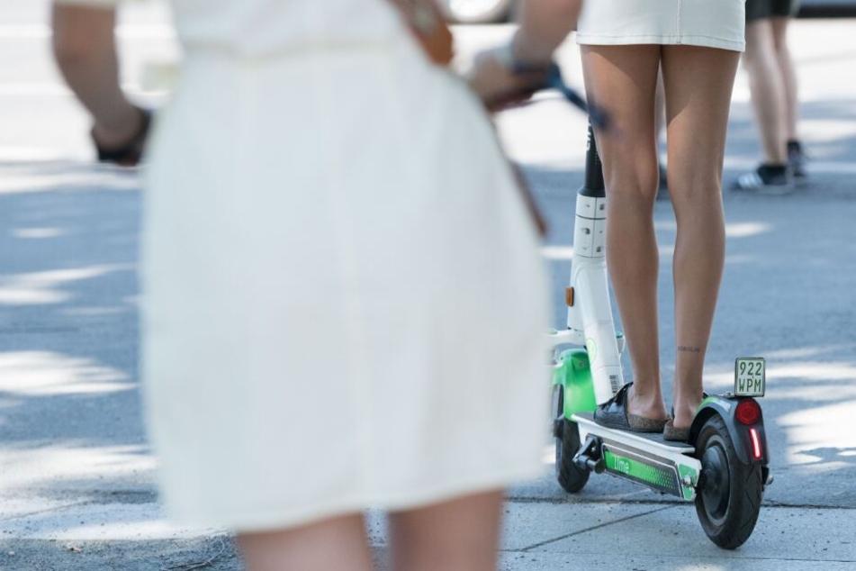 Ärzte schlagen Alarm! Viele Verletzte nach Unfällen mit E-Scootern