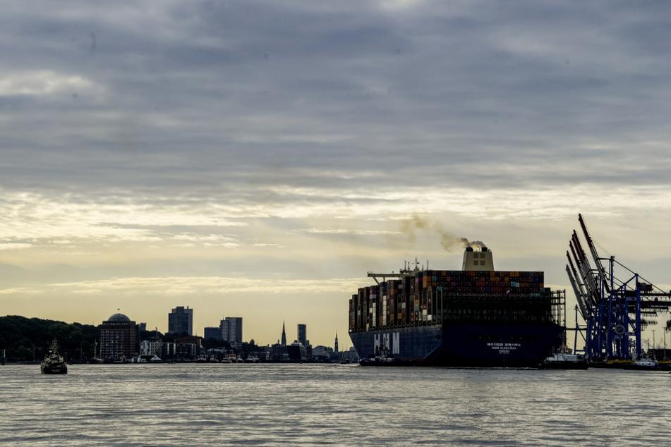Die Corona-Infektionen in Hamburg gingen zuletzt zurück. (Archivbild)