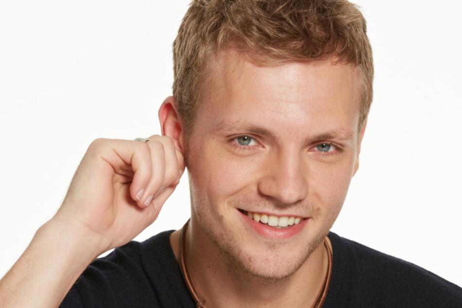 Niklas Osterloh (27) gibt am 5. Dezember sein GZSZ-Debüt.