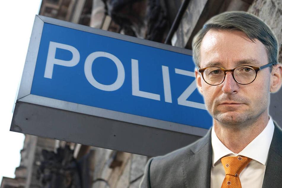Innenminister macht Rückzieher: Politiker dürfen wieder zur Polizei
