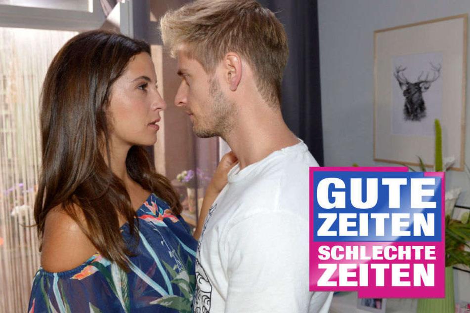 Liebes-Chaos bei GZSZ: Zerstört Emily das Happy End von Laura und Philip?
