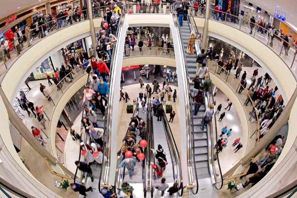 In der Altmarkt-Galerie eröffnet am 7. Oktober der erste Calvin-Klein-Jeans-Store in Ostdeutschland.