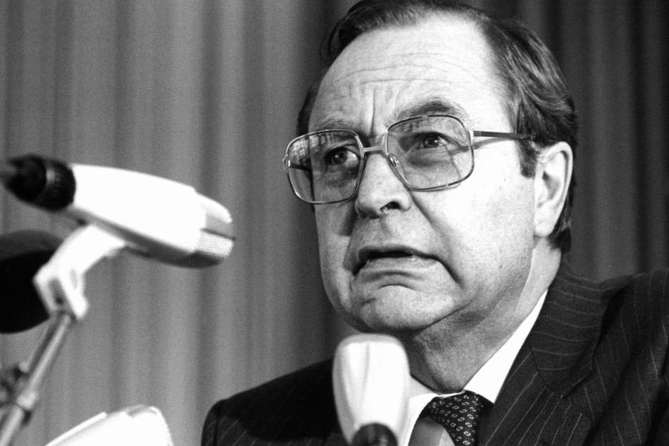 Horst Herold wurde 95 Jahre alt.