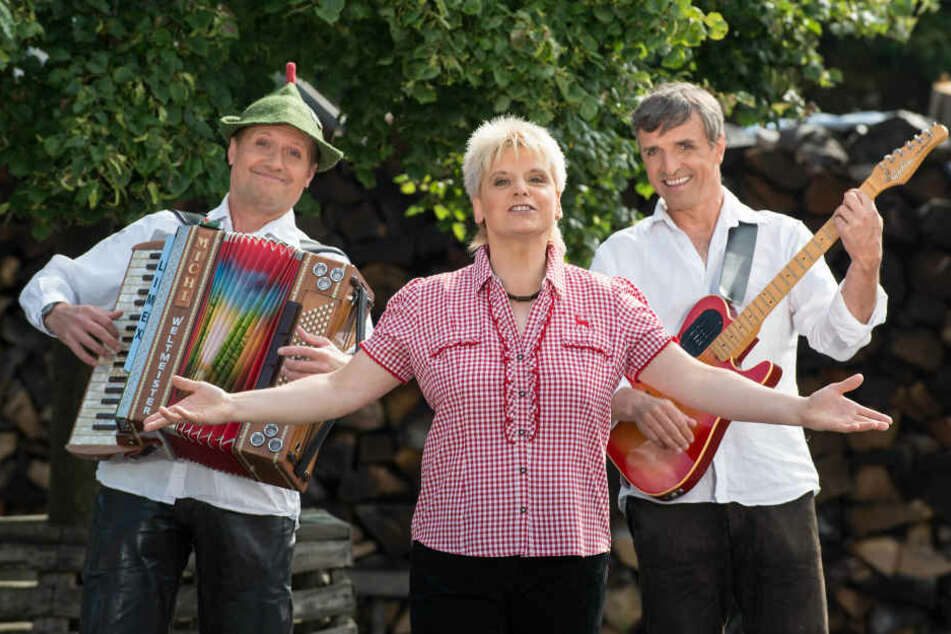 Die Randfichten feiern am 20. Mai in der Festhalle Annaberg ihr 25. Jubiläum.