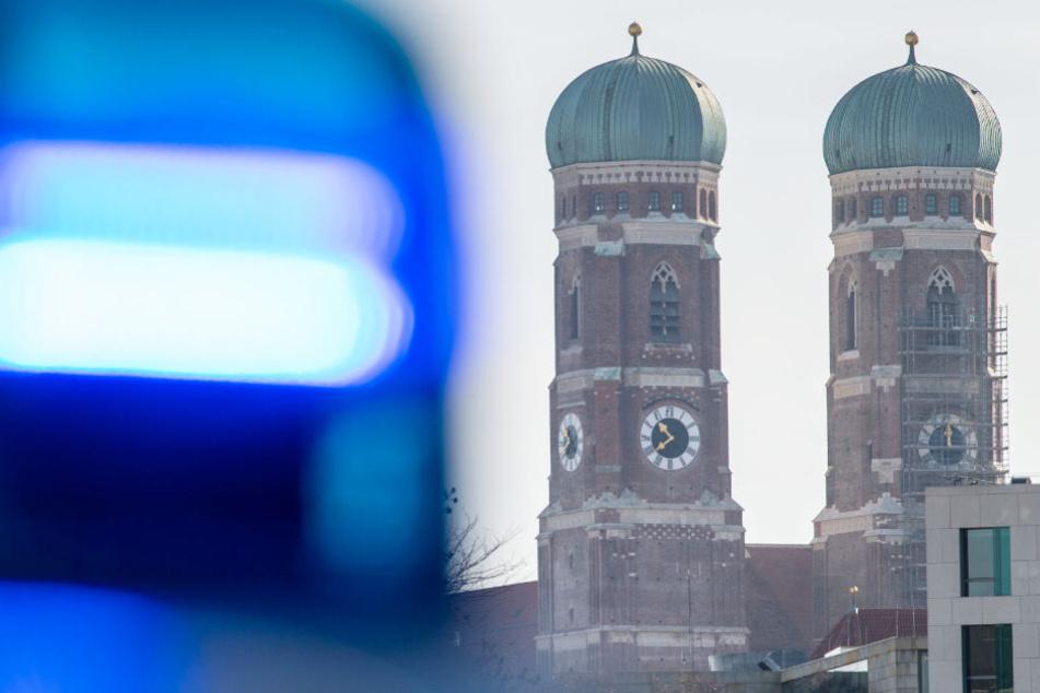Die Polizei konnte den Angreifer noch am Ort der Tat festnehmen. (Symbolbild)