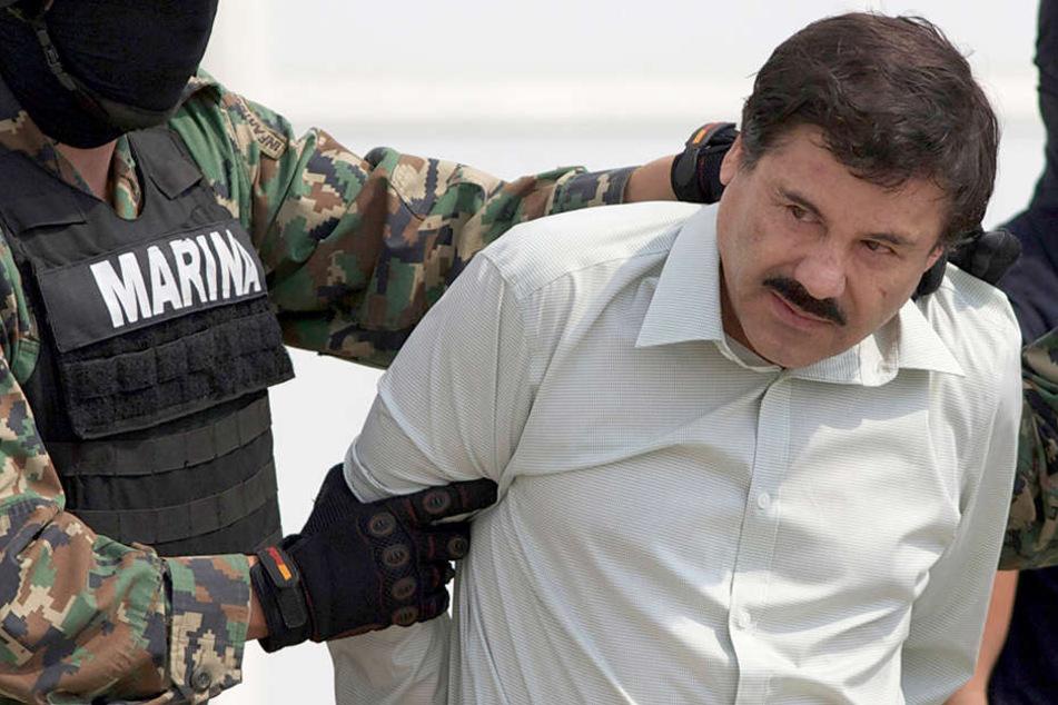 "Zeuge packt aus: So brutal und gnadenlos war der Drogenboss ""El Chapo""!"
