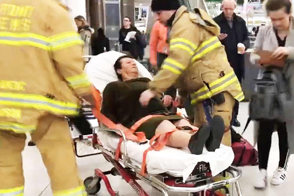 Turkish-Airlines-Maschine mit 347 Menschen an Bord gerät in Turbulenzen: Rund 30 Verletzte!