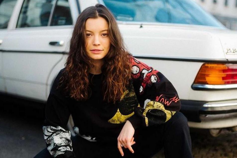 """Vivien König (23) ist ab dem 19. April in der RTL-Serie """"Unter uns"""" zu sehen."""