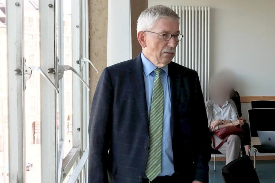 Thilo Sarrazin im Landgericht München I.