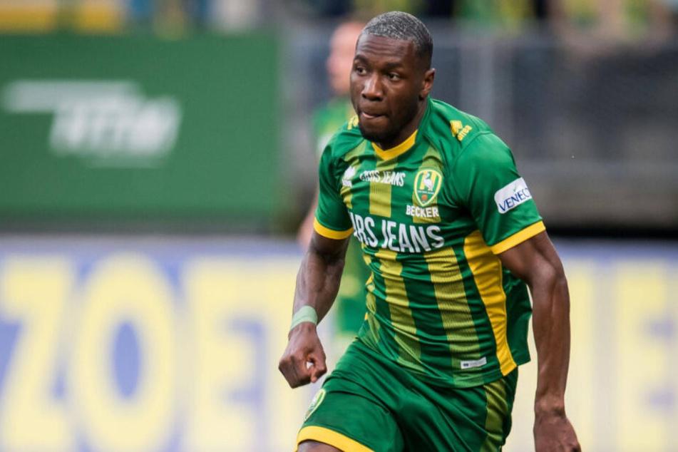 Sheraldo Becker spielte letzte Saison bei ADO Den Haag und wechselt ablösefrei nach Berlin.