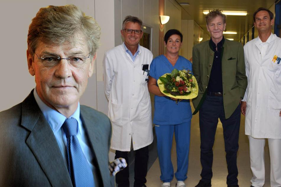 Pipi-Prinz Ernst August total abgemagert: Wie krank ist er wirklich?