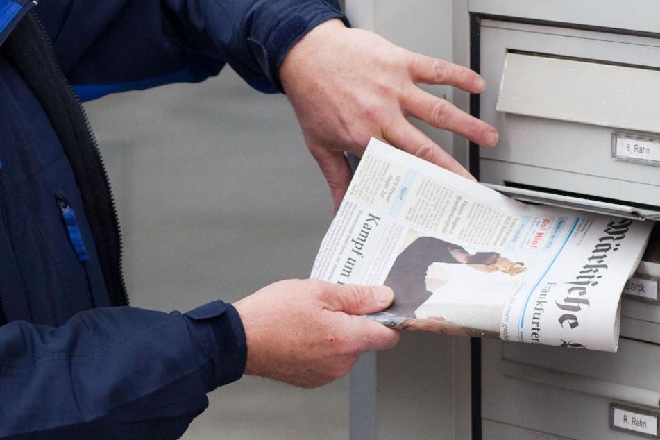 Wurde ein 61-jähriger Zeitungszusteller absichtlich umgefahren? (Symbolbild)