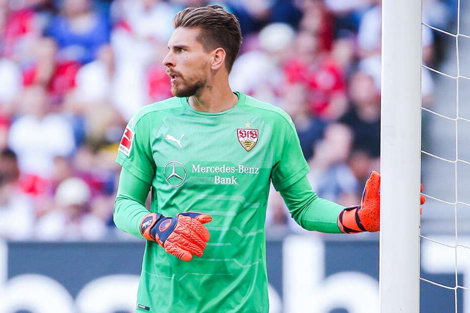 Der mit dem VfB Stuttgart abgestiegene Ron-Robert Zieler nimmt das Projekt Wiederaufstieg mit Hannover 96 in Angriff.
