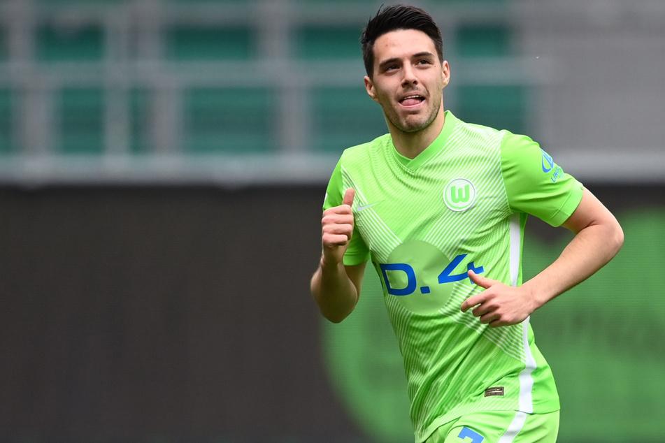 Der Matchwinner: Dreifach-Torschütze Josip Brekalo bejubelt sein Tor zum 1:0.