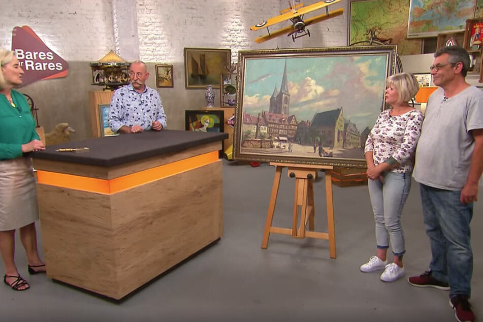 """Bei """"Bares für Rares"""" entdeckt: Halberstadt will wertvolles Gemm-Gemälde"""