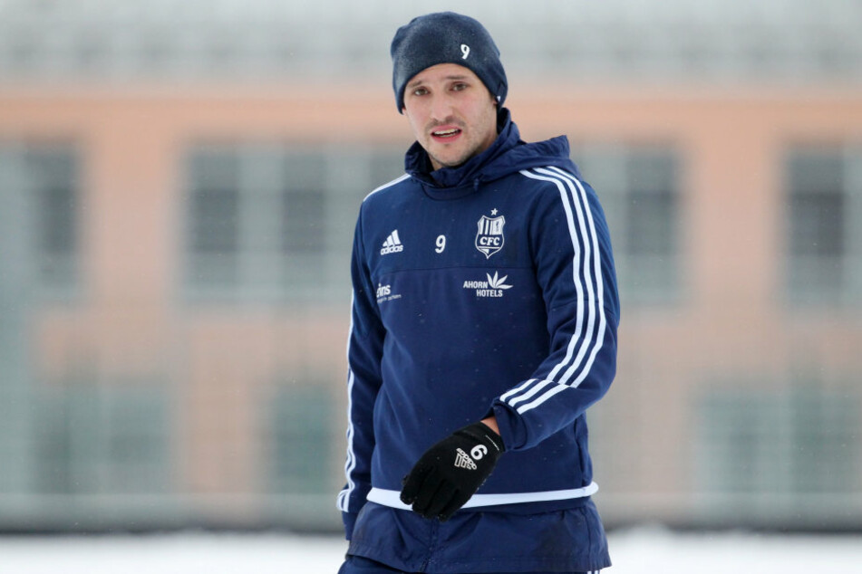 Anton Fink konnte in dieser Woche noch kein einziges Mal mit der Mannschaft trainieren.
