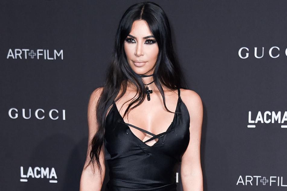 War lange ihr großes Vorbild: Kim Kardashian.