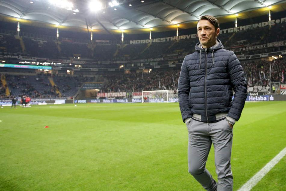 Niko Kovac erlaubt seinen Spielern von ganz oben zu träumen.