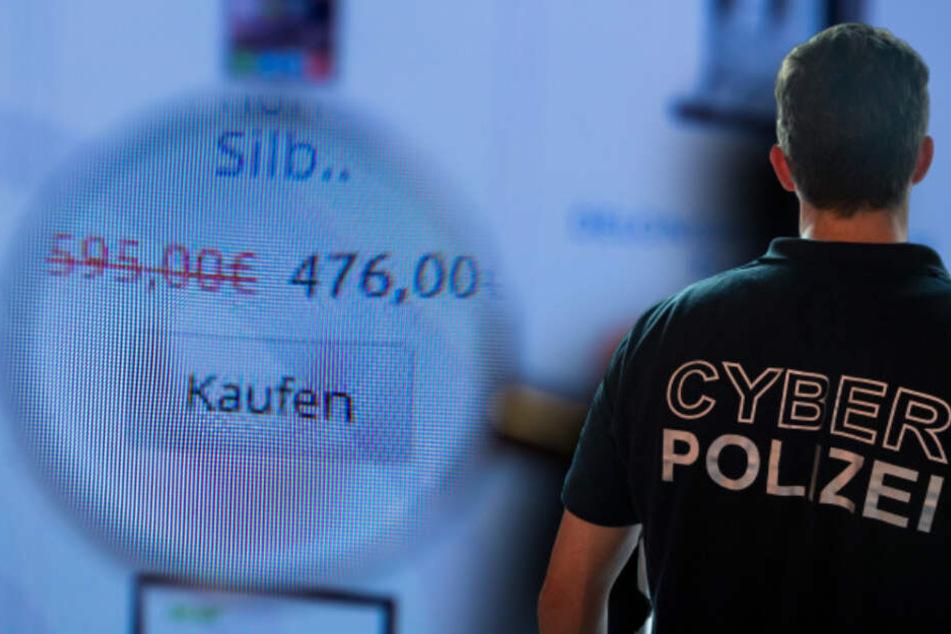 Die Polizei gibt nützliche Tipps zum Schutz gegen Fake-Shops. (Bildmontage)