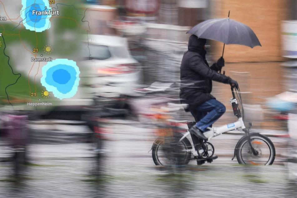 Das Wetter fährt Achterbahn: Das kommt diese Woche auf Hessen zu