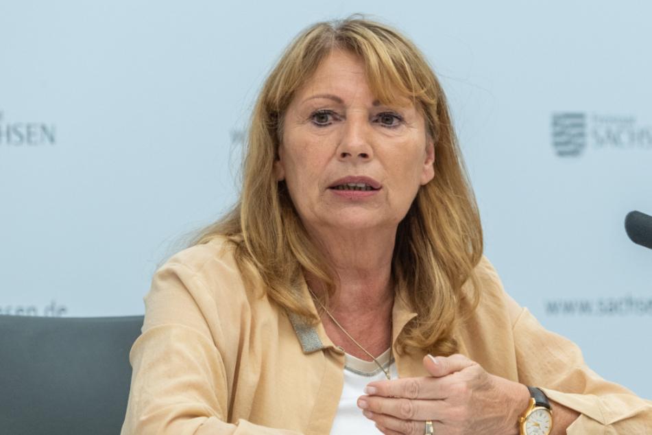 Petra Köpping (61, SPD).