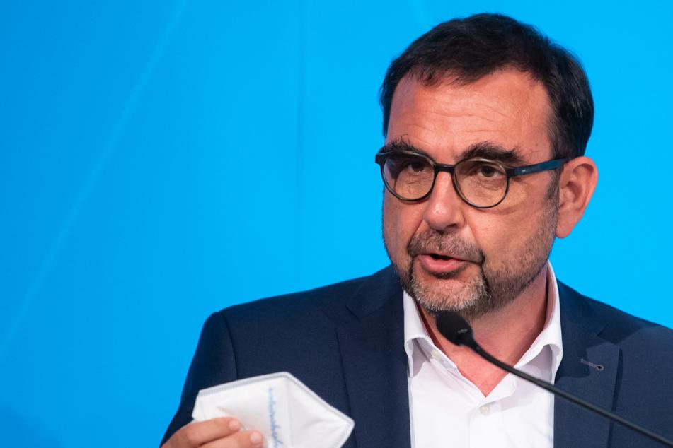 Bayerns Gesundheitsminister Klaus Holetschek (CSU).