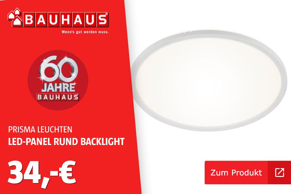 LED Paneel D: 42 für 34 Euro.