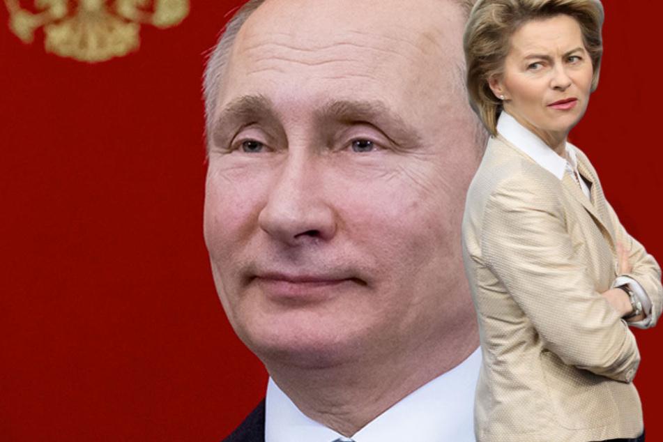 Putin bleibt im Amt und damit weiterhin kein Partner für die Bundesregierung.