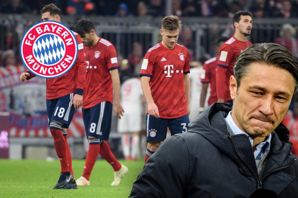 """War's das für Kovac beim FC Bayern? Hoeneß: """"Wir spielen sehr schlechten Fußball!"""""""