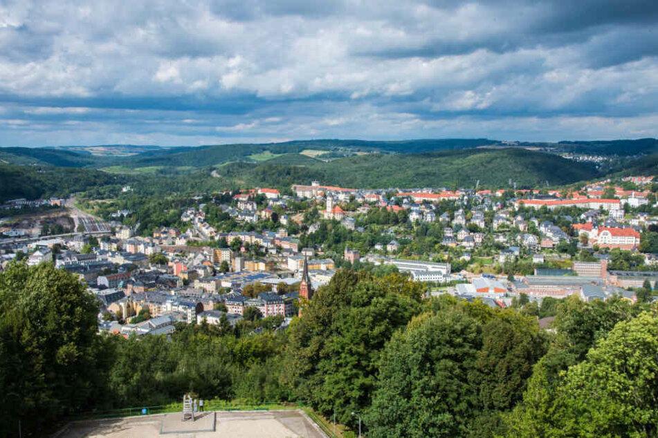 """Der """"Tag der Sachsen"""" findet im September 2020 in Aue-Bad Schlema statt."""