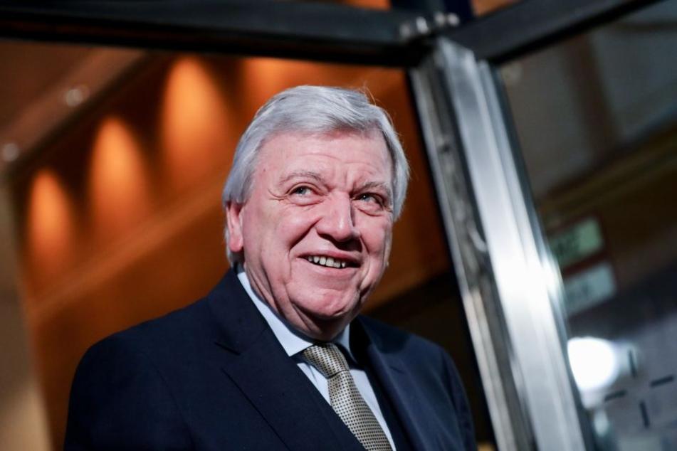 Bouffier war Teil der Sondierungsgespräche in Berlin.