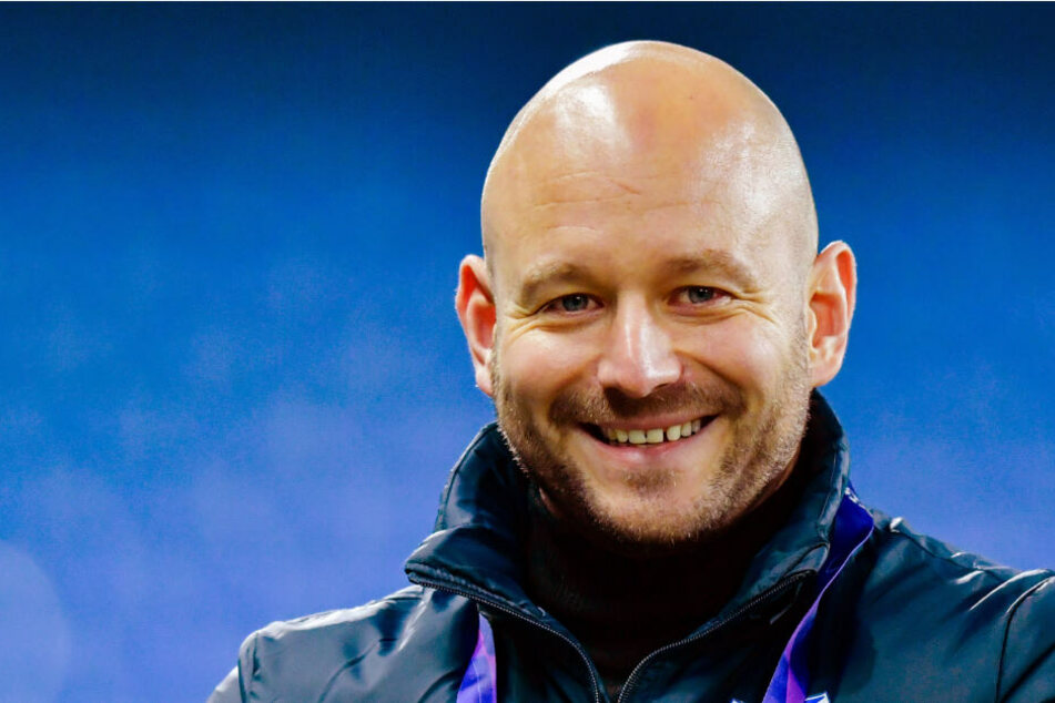 Hoffenheims Sportdirektor Alexander Rosen.